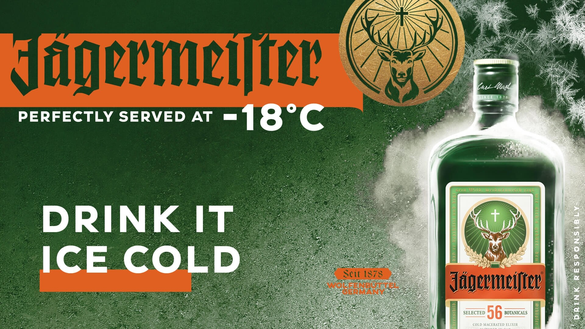 JÄGERMEISTER at home all over the world | Forum by Dufry